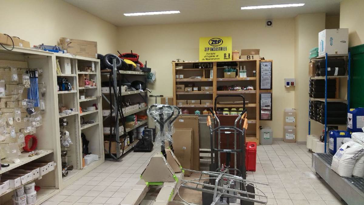 Magasin CSGV Epernay Sud